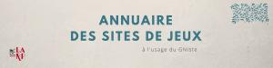 Annuaire des sites GN(1)